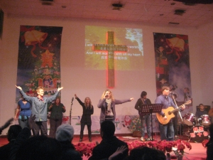 Church EV concert