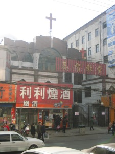 Taiyuan church