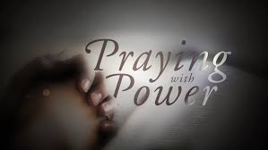 prayer with power