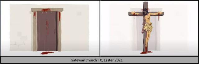 Jesus is the passover vs door